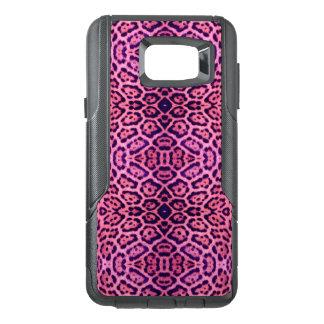 Pink and Purple Jaguar Fur OtterBox Samsung Note 5 Case