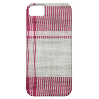 Pink and white case