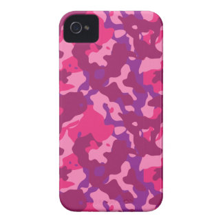 Pink Army Camouflage Blackberry Bold Case
