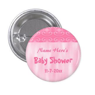 Pink Baby Shower Pins