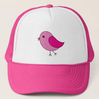 Pink Bird Trucker Hat
