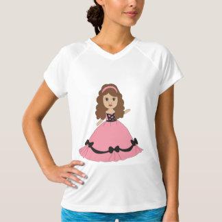 Pink & Black Gown Princess 1