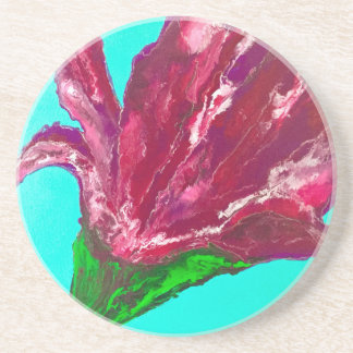 Pink Bloom Coaster