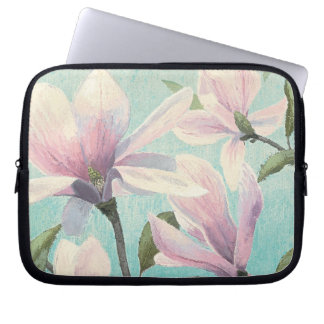 Pink Blossoms from the South Laptop Sleeve