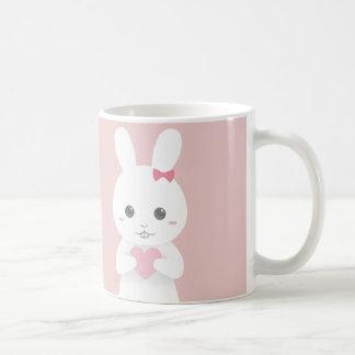 Pink Bunny Mug