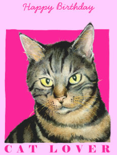 At Zazzle Cards Are What We Do Best Greeting Birthday Holiday More Happy Card Cat Lover