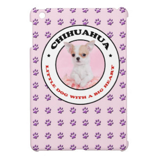 Pink Chihuahua iPad mini iPad Mini Cases