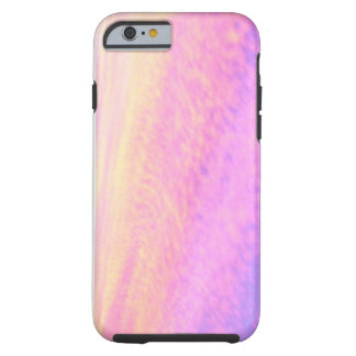 Pink clouds tough iPhone 6 case