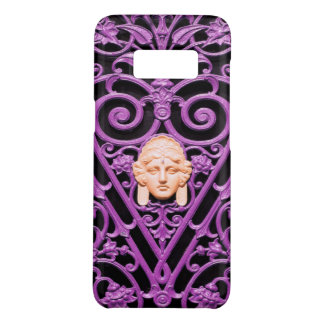 Pink Decorative Art Wrought Iron Samsung Case