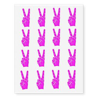 Pink Deuces Temporary Tattoos (16)