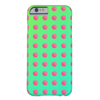 Pink Dots Iphone 6 case
