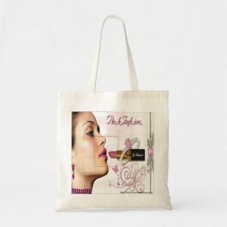 Pink Fashion - Budget Tote Bags
