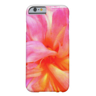 Pink Floral Barely There iPhone 6 Case