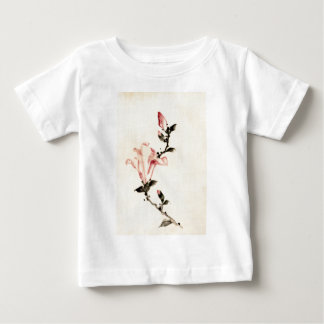 Pink Flower Baby T-Shirt