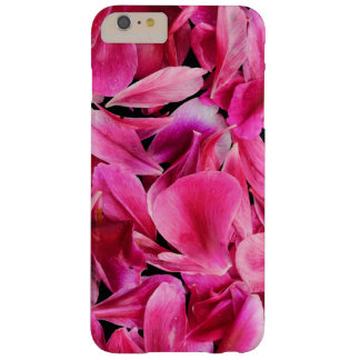 Pink Flower Petals. Barely There iPhone 6 Plus Case