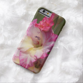 Pink Flowers Barely There iPhone 6/6s Case