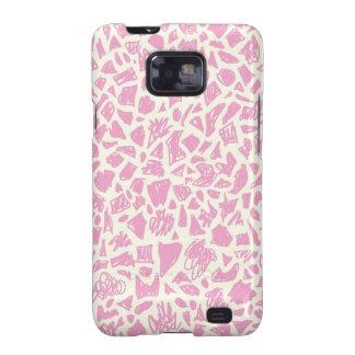 Pink Giraffe Samsung Galaxy SII Covers
