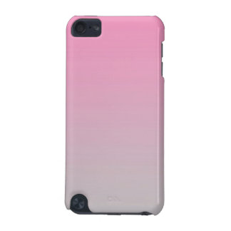 Pink & Gray Ombre iPod Touch 5G Cover