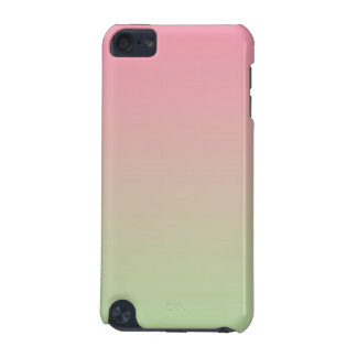 Pink & Green Ombre iPod Touch 5G Cover