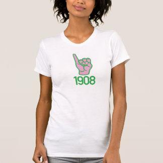 Pink & Green pinky T-Shirt