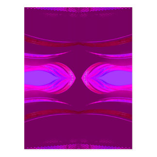 Pink Hot Pink Purple Dreams CricketDiane Postcards