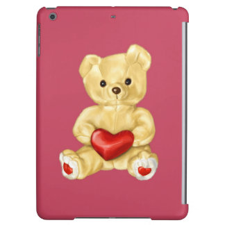 Pink Hypnotizing Cute Teddy Bear