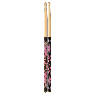 Pink Jazz Drumsticks