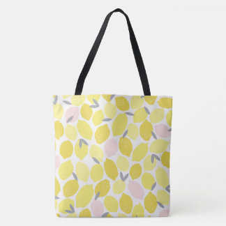 Pink Lemonade Tote Bag