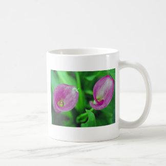 Pink Lilly Coffee Mug