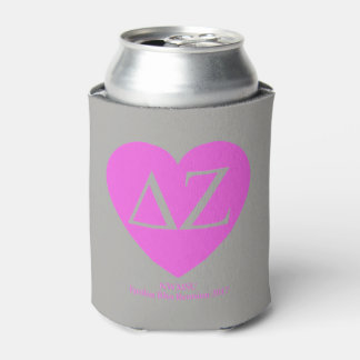 Pink Logo on Whatever Item You Would Like Can Cooler