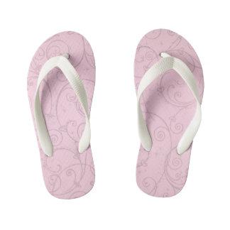 Pink Lovers - Kid's Flip Flops Thongs