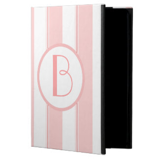 Pink Monogrammed Powis iCase iPad Air Case