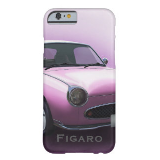 Pink Nissan Figaro Customised iPhone 6 Case Barely There iPhone 6 Case