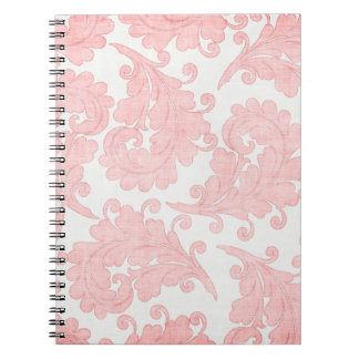 pink  Notebook (80 Pages B&W)