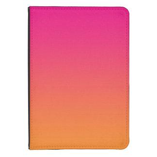 Pink & Orange Ombre