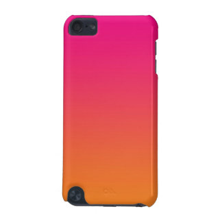 Pink & Orange Ombre iPod Touch (5th Generation) Cases