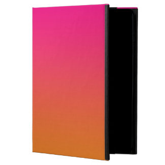 Pink & Orange Ombre iPad Air Cases