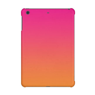 Pink & Orange Ombre iPad Mini Cases