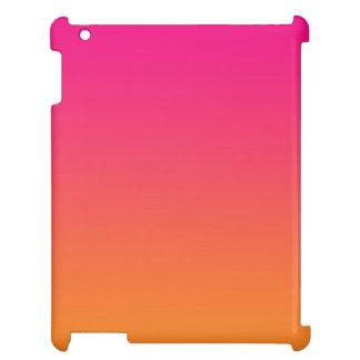 Pink & Orange Ombre iPad Covers