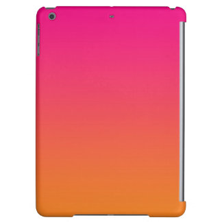 Pink & Orange Ombre Case For iPad Air