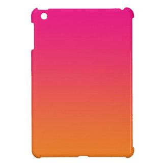 Pink & Orange Ombre iPad Mini Covers