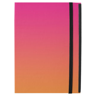 "Pink Orange Ombre iPad Pro 12.9"" Case"