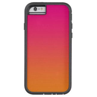 Pink & Orange Ombre Tough Xtreme iPhone 6 Case