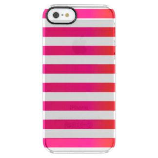 Pink Orange Stripe