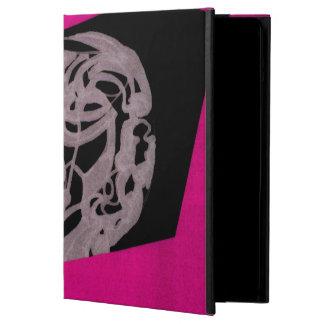Pink Origin Cover For iPad Air