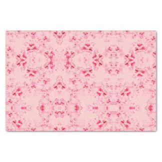 pink paper muslin