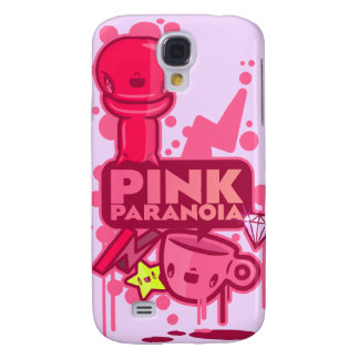Pink Paranoia Galaxy S4 Case