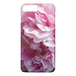 Pink Peony iPhone 7 Plus Case