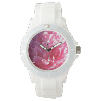 Pink Peony Watches