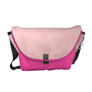 Pink Persuasion Leisure Satchel FFCCCC Commuter Bag